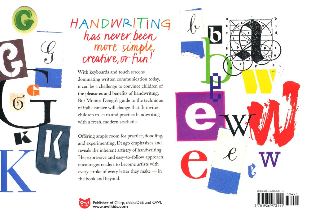 Pick Up Your Pen, The Art of Handwriting