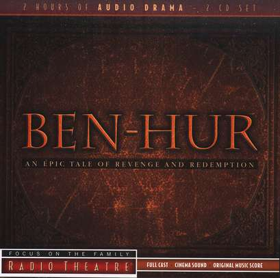 Radio Theatre: Ben Hur Audio CD