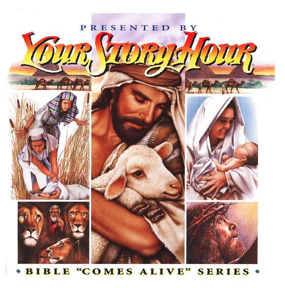 Bible Comes Alive, Volume 1 Your Story Hour, CD