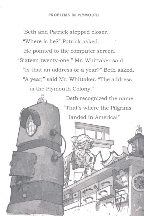 Adventures in Odyssey The Imagination Station ® #6: Problems in Plymouth