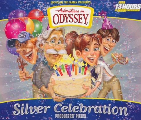 Adventures in Odyssey ® Silver Celebration