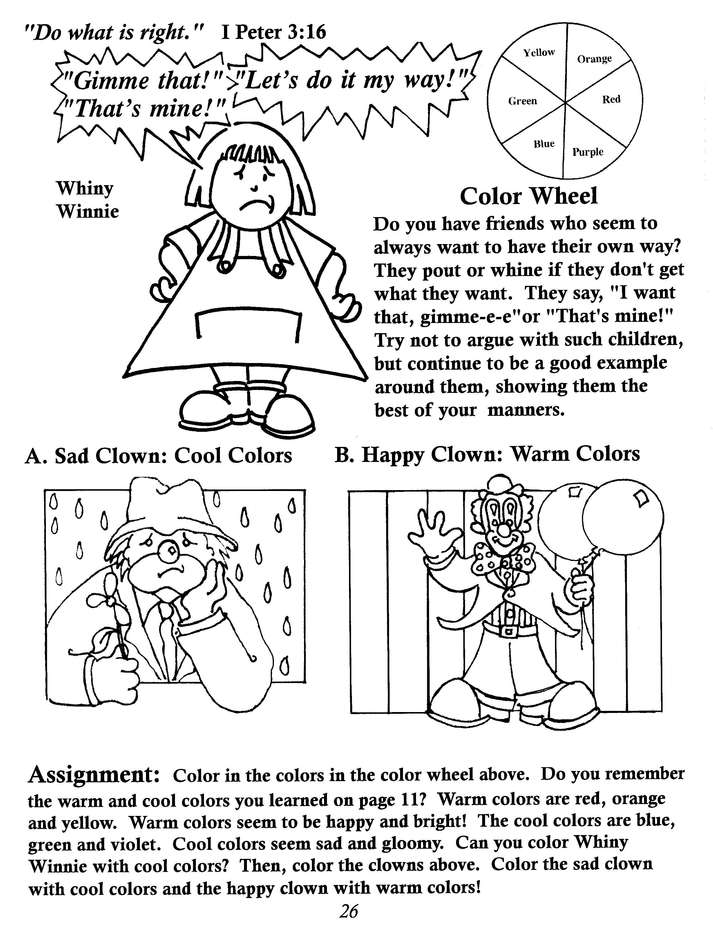 Little Annie S Art Book Of Etiquette Good Manners Revised Barry
