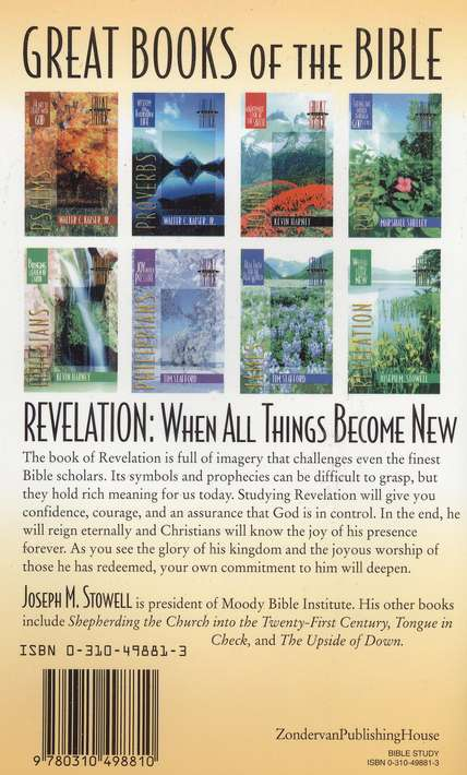 Revelation: When All Things Become New, Great Books of the Bible Series