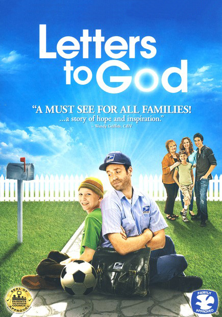 Letters to God, DVD