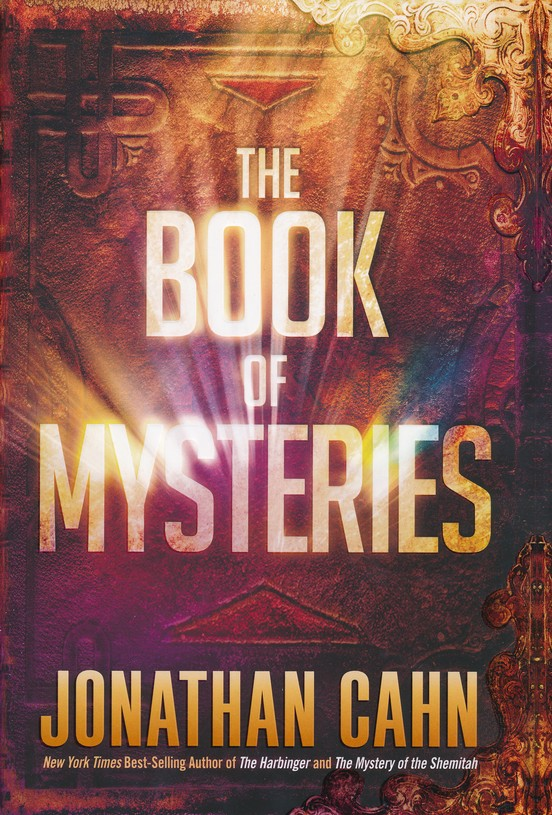 The book of mysteries jonathan cahn 9781629989419 christianbook malvernweather Image collections