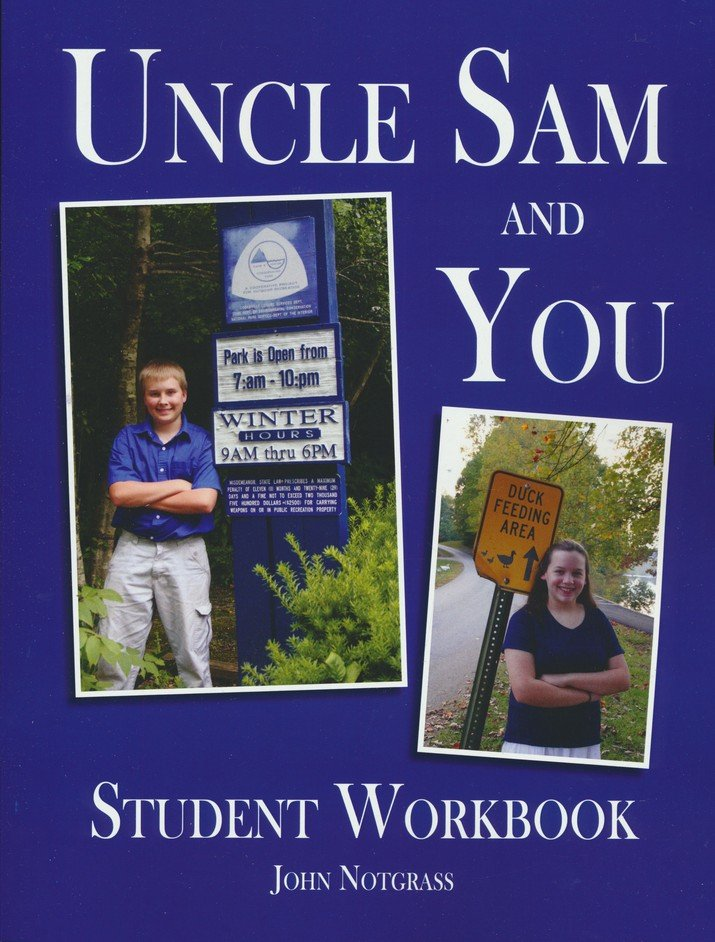 Uncle Sam and You Student Workbook