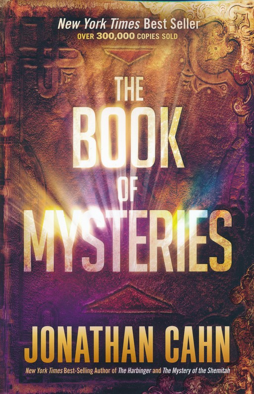 The book of mysteries jonathan cahn 9781629991344 christianbook malvernweather Choice Image