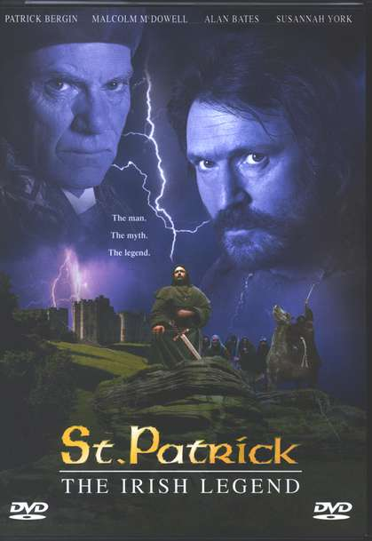 St Patrick: The Irish Legend, DVD