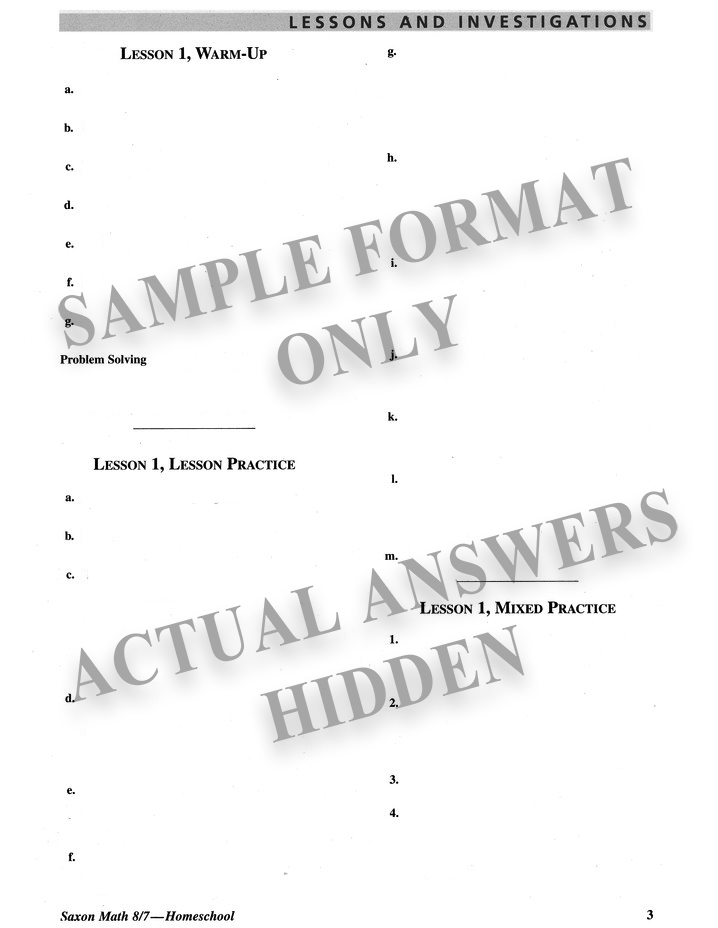 Saxon math 87 3rd edition home study kit 9781591413509 saxon math 87 3rd edition home study kit 9781591413509 christianbook fandeluxe Image collections