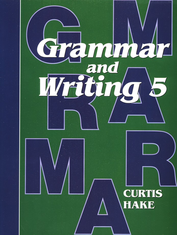 Hake's Grammar & Writing Grade 5 Kit