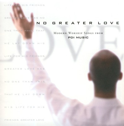 No Greater Love CD