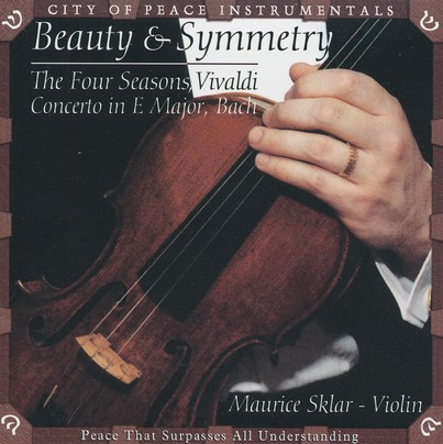 Beauty & Symmetry, Compact Disc [CD]