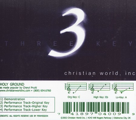 Holy ground accompaniment cd cheryl pruitt christianbook fandeluxe Image collections