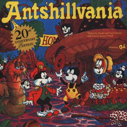 Ants'hillvania, Compact Disc [CD]