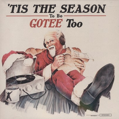Tis the Season to be Gotee Too