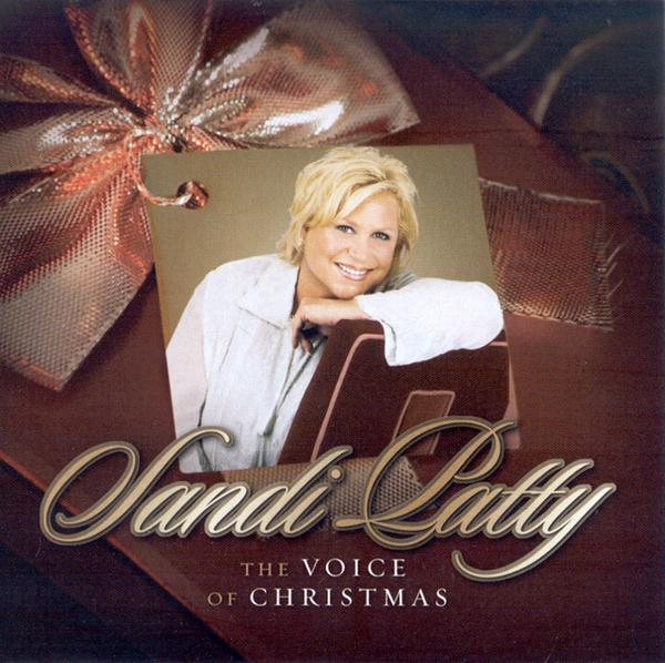 The Voice of Christmas CD
