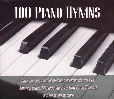 100 Piano Hymns (3 CDs)