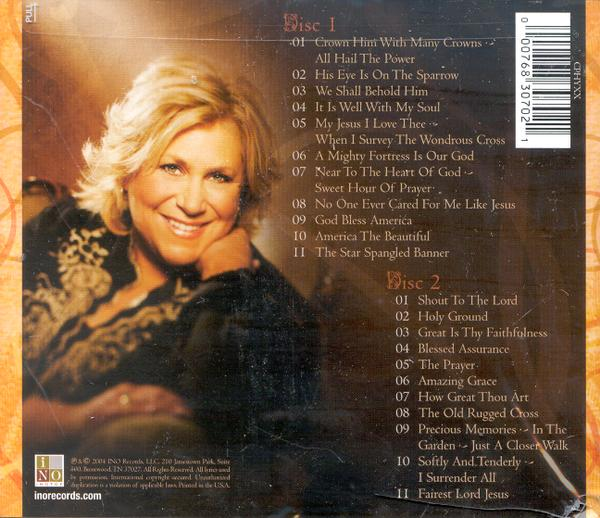Hymns of Faith...Songs of Inspiration CD