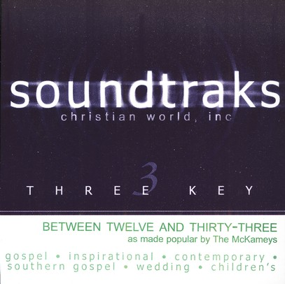 Between Twelve and Thirty-Three, Acc CD