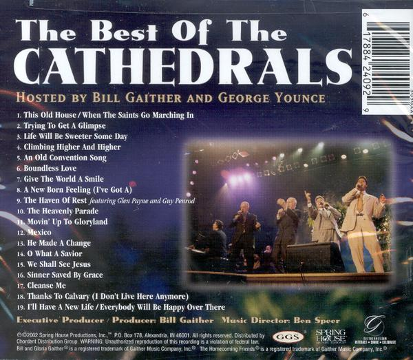 The Best of the Cathedrals, Compact Disc [CD]