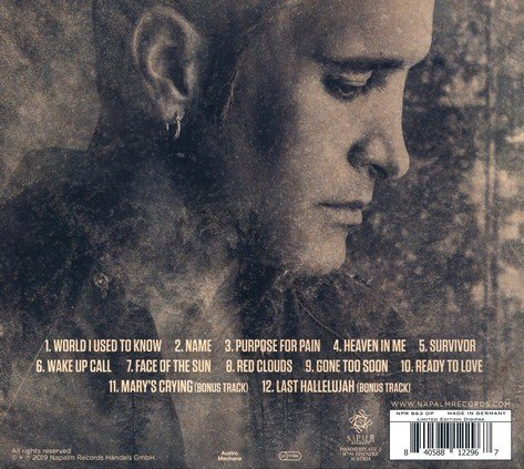 The Space Between The Shadows Scott Stapp Christianbook Com