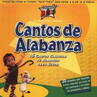 Cantos de Alabanza  (Songs of Praise), CD