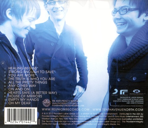 The Light Meets The Dark CD