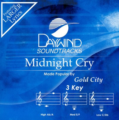 Midnight Cry, Acc CD