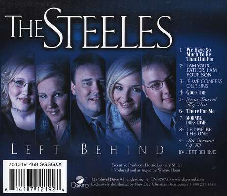 Left Behind, Compact Disc [CD]