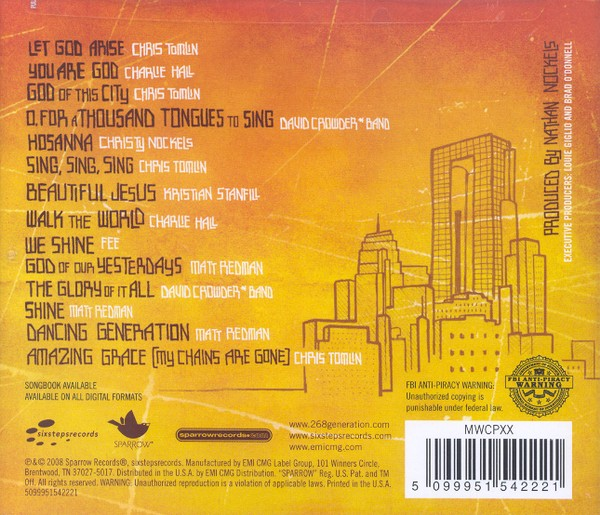 God Of This City CD