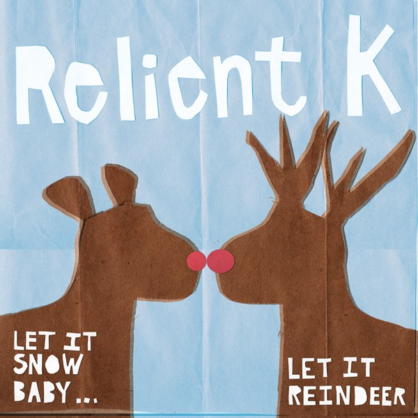 Let It Snow Baby...Let It Reindeer CD