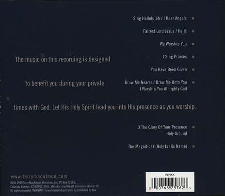 Instrumental Worship CD