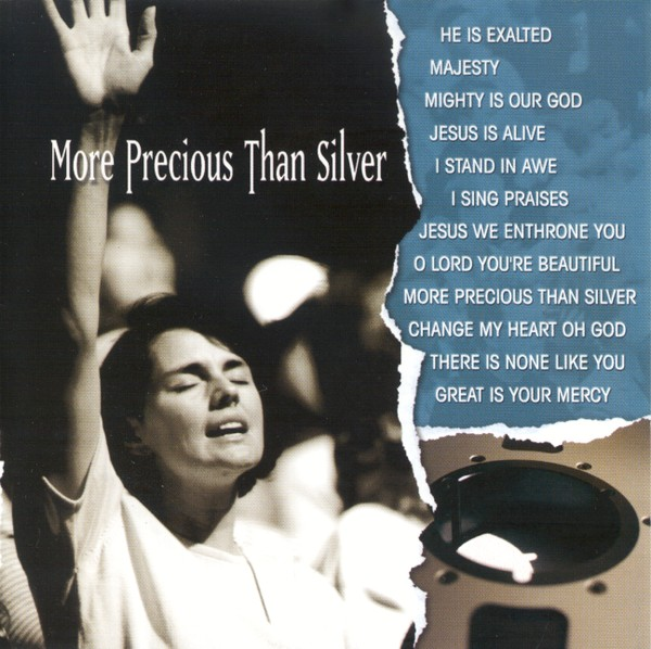 Vintage Worship: More Precious Than Silver CD
