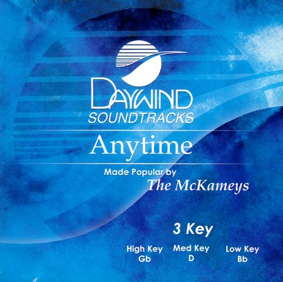 Anytime, Accompaniment CD
