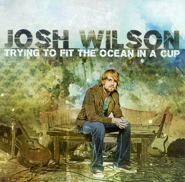 Trying to Fit the Ocean in a Cup--CD