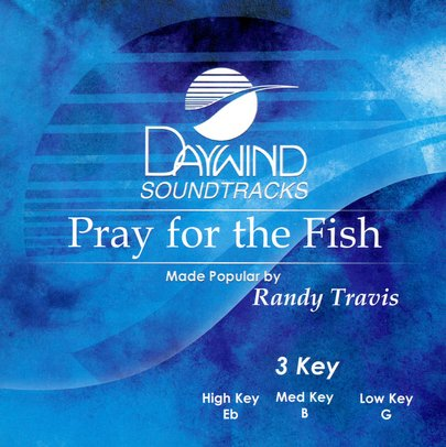 Pray for the Fish, Accompaniment CD