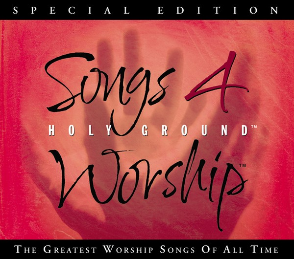 Songs 4 Worship: Holy Ground, Special Edition CD