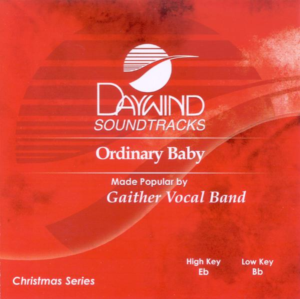 Ordinary Baby, Accompaniment CD