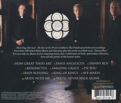 Then Sings My Soul-The Best of the Priests