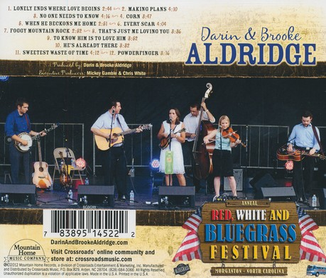Live At Red, White and Bluegrass!