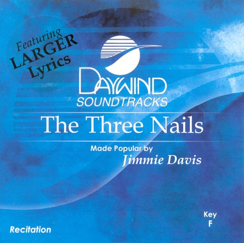The Three Nails (Recitation), Accompaniment CD
