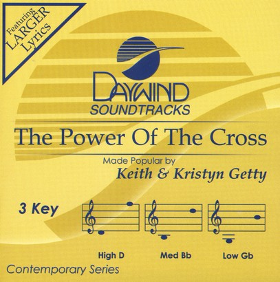 The Power Of The Cross, Accompaniment CD