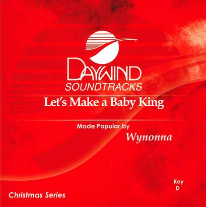 Let's Make a Baby King, Accompaniment CD
