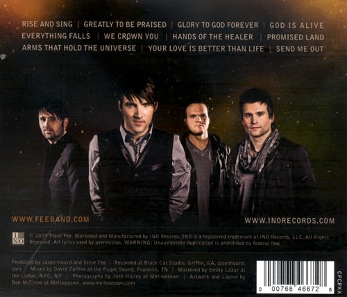 Hope Rising CD