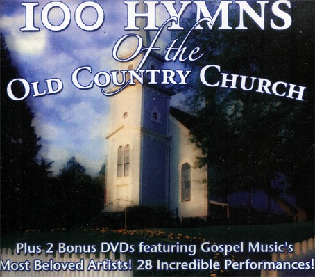100 Hymns Of The Old Country Church (4CD/2DVD) Set