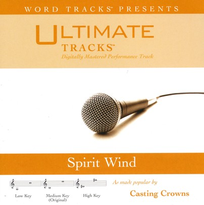 Spirit Wind, Acc CD