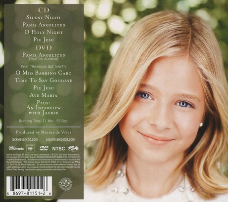 O Holy Night--CD and DVD