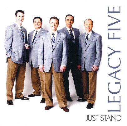 Just Stand CD