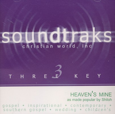 Heaven's Mine Acc, CD