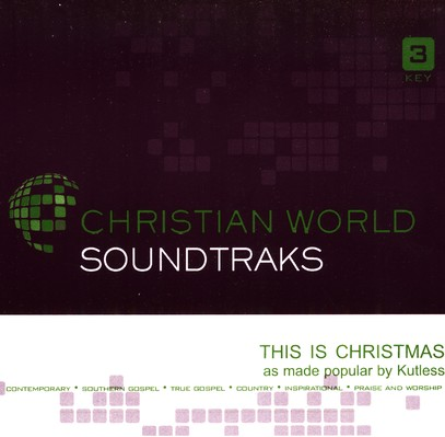This Is Christmas, Accompaniment CD